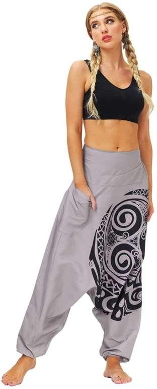 Ylzsx Damen Haremshosen für je 10,88€ inkl. Versand (statt 14€)