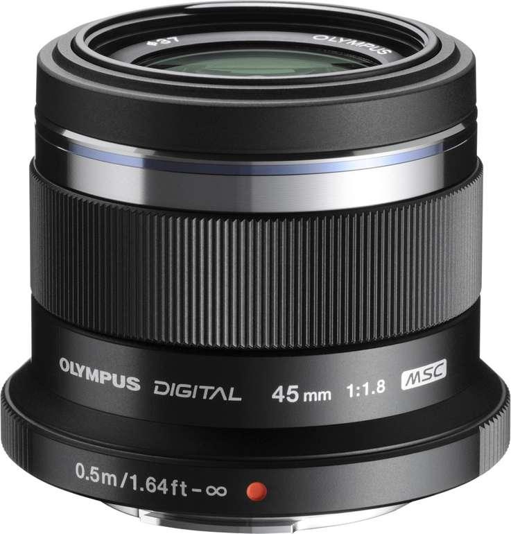 Olympus M.Zuiko Digital 45mm F1.8 für 139€ inkl. Versand (statt 189€)