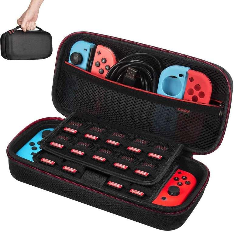 Younik Nintendo Switch Tasche für 13,49€ inkl. Prime Versand (statt 17€)