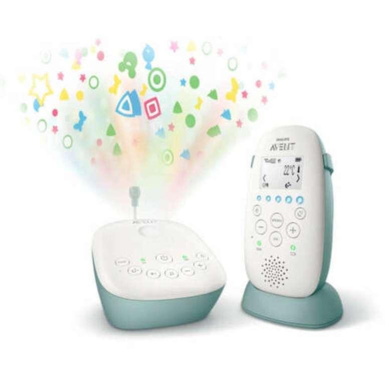 Philips Avent Dect Babyphone SCD731/26 mit Sternenhimmel-Projektion für 79,99€ inkl. Versand (statt 97€)
