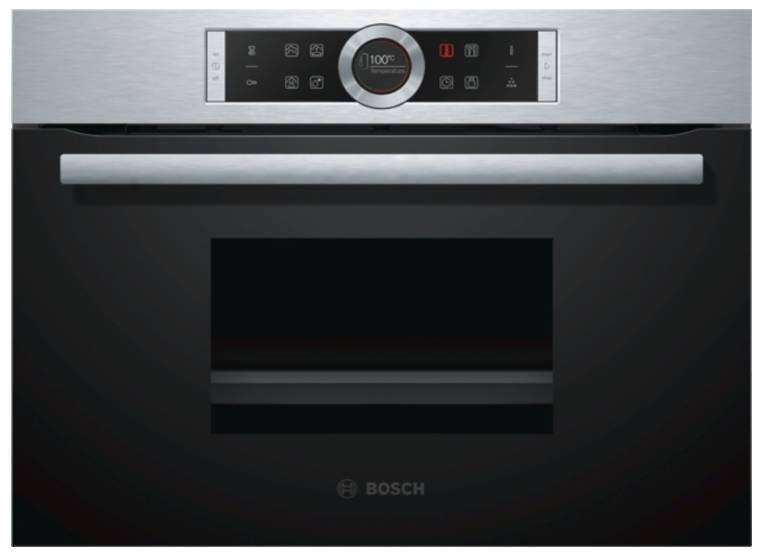 Bosch CDG634BS1 Einbau-Dampfgarer/Backofen Serie 8 für 528,95€ (statt 725€)