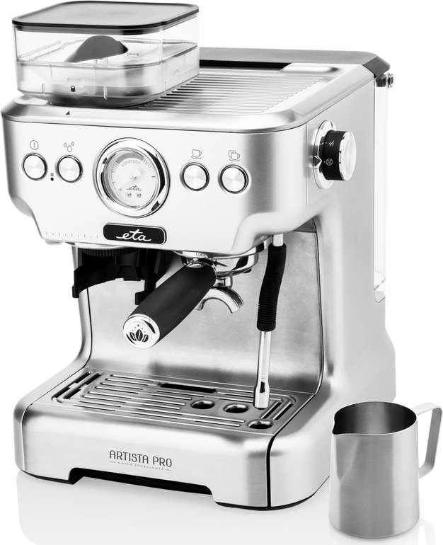 Eta Espressomaschine Arista Pro ETA518190000 für 465,45€ inkl. Versand (statt 570€)