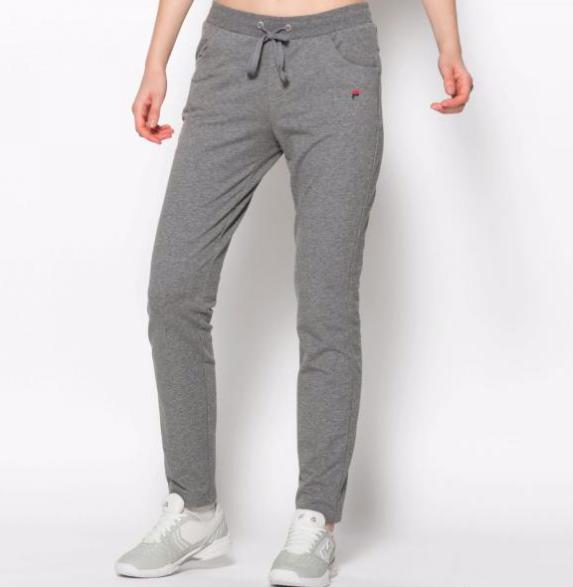 "FILA Damen Sweatpant ""Philline"" in grau für 38,17€ inkl. Versand (statt 60€)"