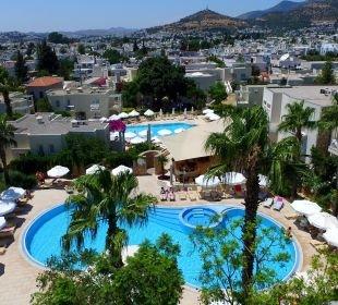 7 Nächte im Mandarin Resort Hotel & Spa (Bodrum) - All Inclusive, Flug und Hoteltransfer für 340 p.P.