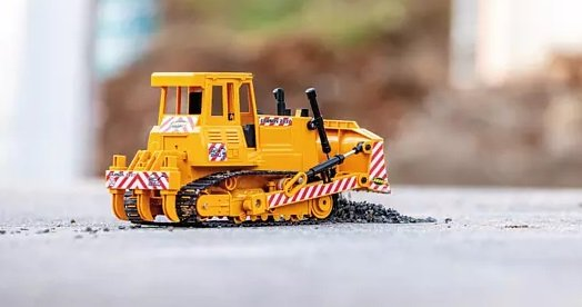 CARSON 1 20 RC Bulldozer 2
