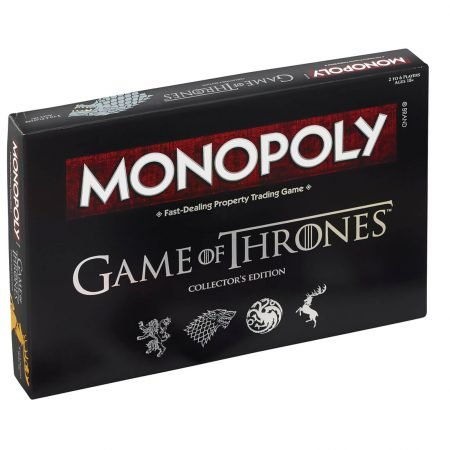 Monopoly Game of Thrones Deluxe Edition für 30,48€ inkl. Versand (statt 50€)