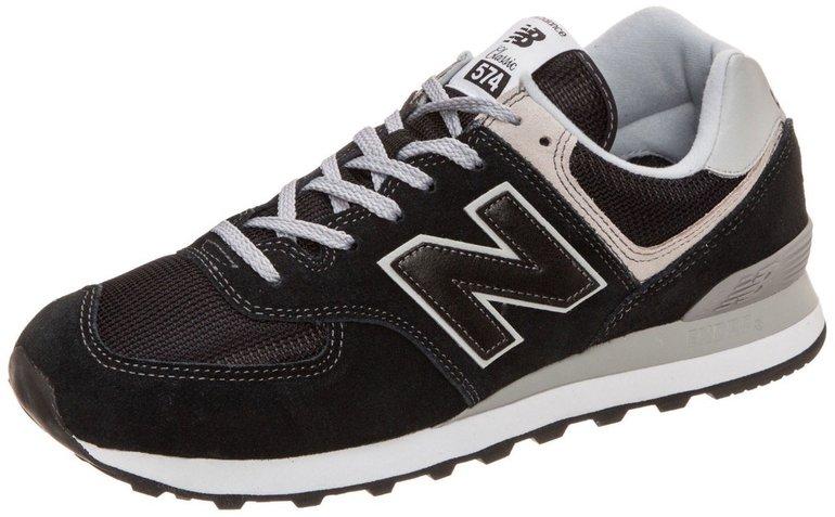New Balance Sneaker (ML574-EGK-D) in Schwarz/Grau für 39,95€ inkl. Versand