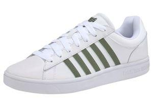 K-Swiss Court Winston Sneaker in Weiß für 24,95 inkl. Versand (statt 36€)