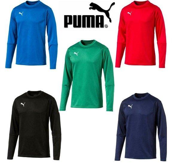 Puma LIGA Training Sweat Herren Langarmshirts für 24,90€ (statt 28€)