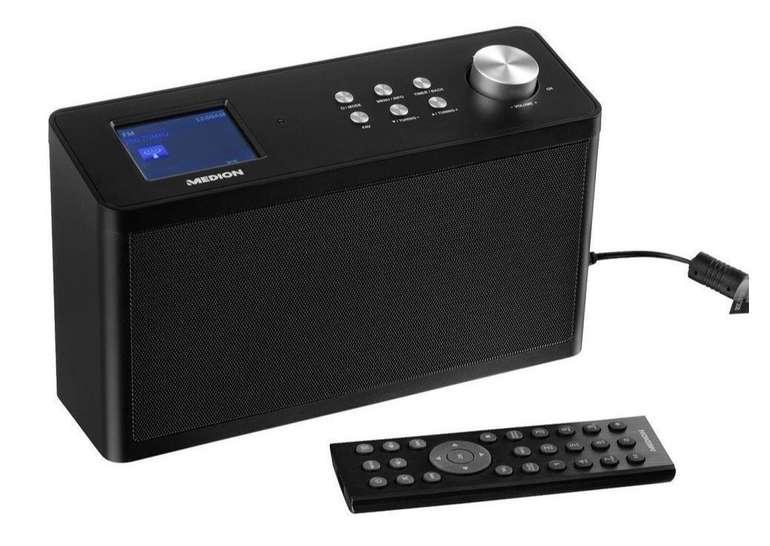 Medion Life P85060 DAB+ Küchen/Unterschrank WLAN Internet-Radio für 29,95€ (statt 75€)