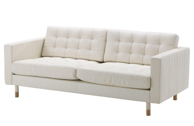 IKEA Neue Niedrige Preise: z.B. Landskrona 3er Sofa für 699€ statt 799€