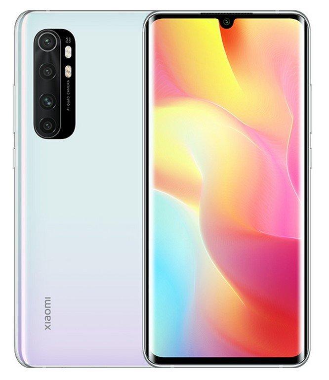 Xiaomi Note 10 lite 128 GB + Mi Band 4 für 399€ (statt 430€)