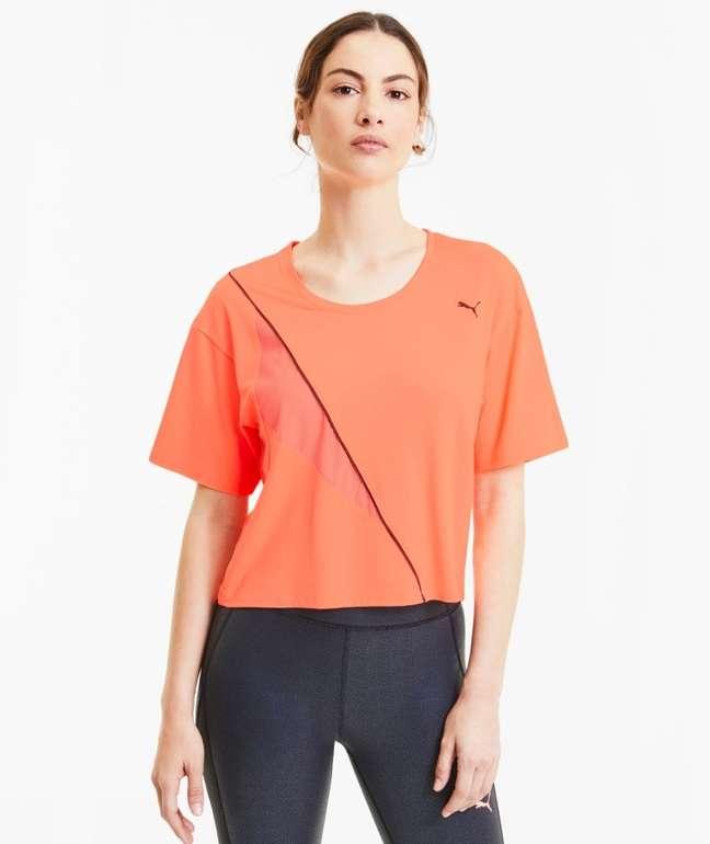 Puma Pearl Damen Trainings T-Shirt in 3 Farben für je 15,96€ (statt 20€)