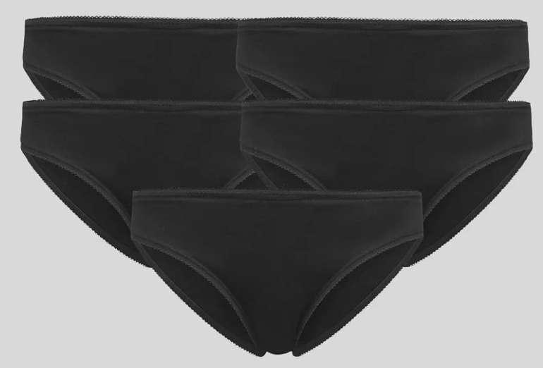5er Pack Slips aus Bio-Baumwolle für 3,67€ inkl. Versand (statt 10€) - nur in S und XL!