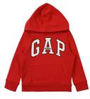 GAP Kinder Sweatshirt 'GAP ARCH HOOD' (Größe 104 - 170) für 14,37€ (statt 27€)
