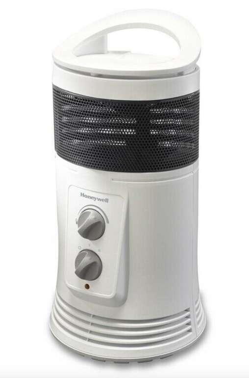 Honeywell HZ-425E Keramikheizer mit 360° Surround Heat-Funktion für 22€ inkl. Versand (statt 30€)