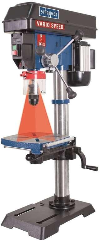 Scheppach Tischbohrmaschine DP18 Vario für 239,85€ inkl. Versand (statt 294€)