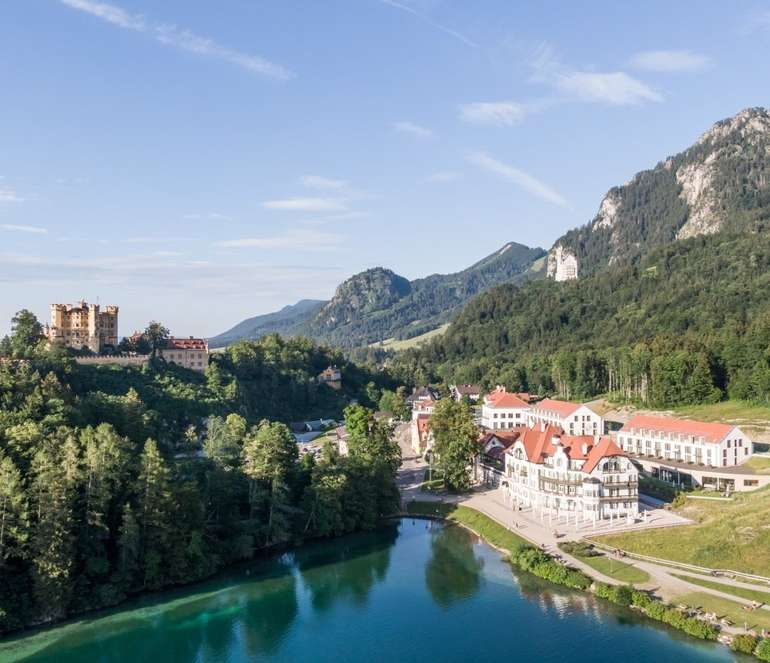 2 ÜN/F im Ameron Neuschwanstein Alpsee Resort & Spa inkl. Wellness & Dinner ab 209€ p.P.