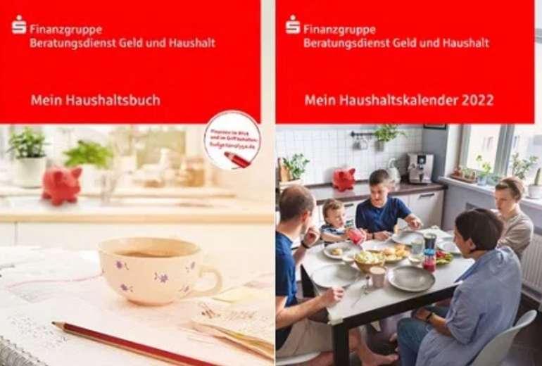 Gratis: Haushaltsbuch/Haushaltskalender 2022 kostenlos bestellen