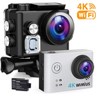WiMiUS 4K wasserdichte WiFi Action Kameras ab 25€ inkl. Prime VSK (statt 50€)