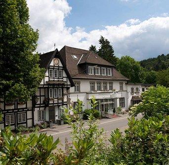 3 Tage Gummersbach zu zweit im 4* Hotel + Frühstück & Wellness für 111€