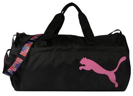 Puma Sporttasche in rosa / schwarz für 21,68€ inkl. Versand (statt 32€)