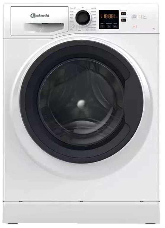 Bauknecht WM 9 M100 Waschmaschine (9 kg, 1400 U/Min., A+++) für 352,05€ inkl. Versand (statt 409€)