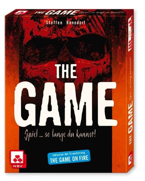 NSV 4034 - The Game Kartenspiel für 5,21€ inkl. Versand (statt 8€)