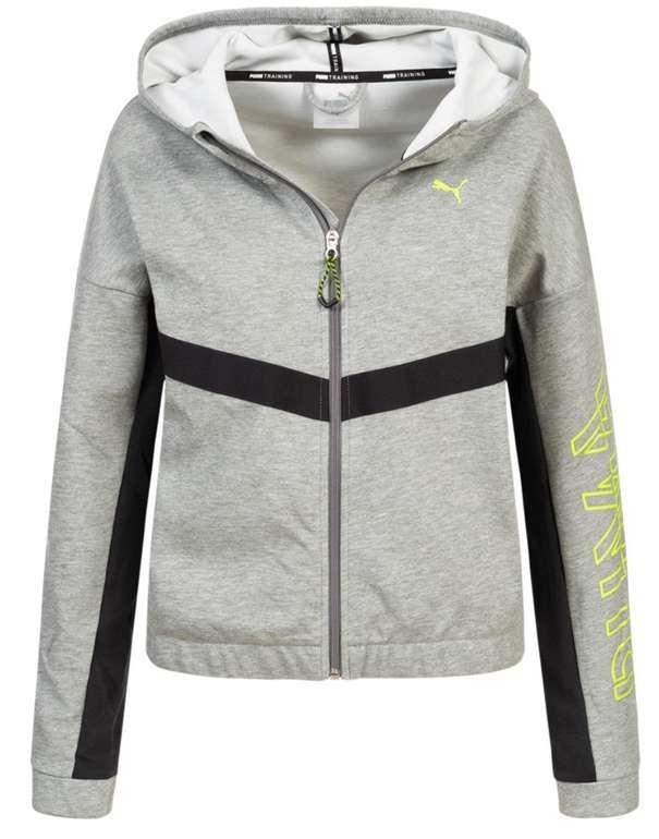 Puma Hit Feel It Damen Sweatjacke für 28,94€ inkl. Versand (statt 34€)