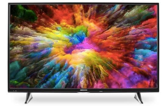 Medion Life X14911 – 49″ UHD Smart-TV mit Triple Tuner für 282,94€ (statt 332€)