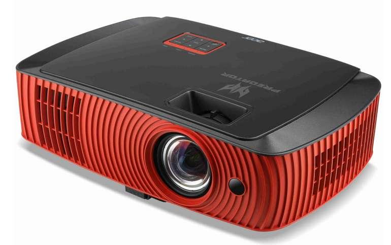 Acer Predator Z650 Gaming Beamer (Kurzdistanz, Full HD, 2.200 ANSI Lumen) für 657,64€ inkl. Versand (statt 706€)
