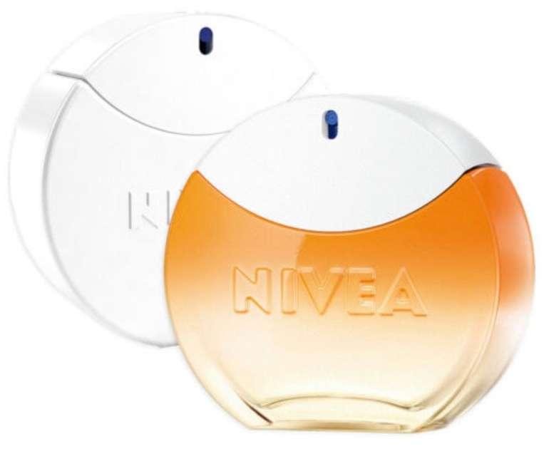 Nivea Eau de Toilette Duftset: 30ml Creme Duft + 30ml SUN Damen Parfüm (EdT) für 40,49€ inkl. Versand