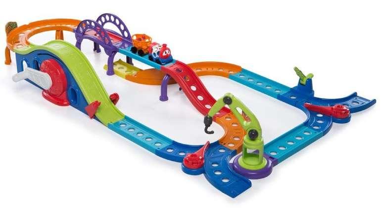 """Oball Go Grippers """"Grip, Lift & Roll"""" Train Playset für 48,15€ (statt 58€)"""