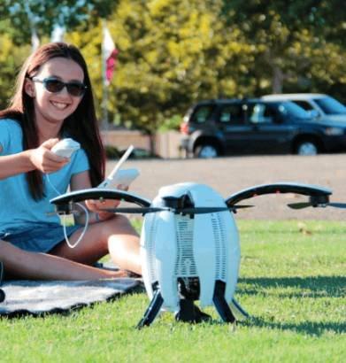 PowerVision PowerEgg Drohne mit 4K Kamera für 500€ inkl. Versand (statt 799€)