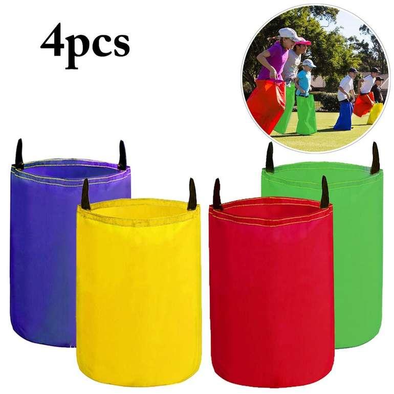 4er Pack Joyibay Kinder Hüpfsäcke für 5,24€ inkl. Prime VSK (statt 10€)