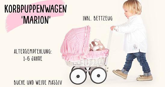 Pinolino Lauflernwagen und Puppenwagen ab 69,90€ (statt 90€)