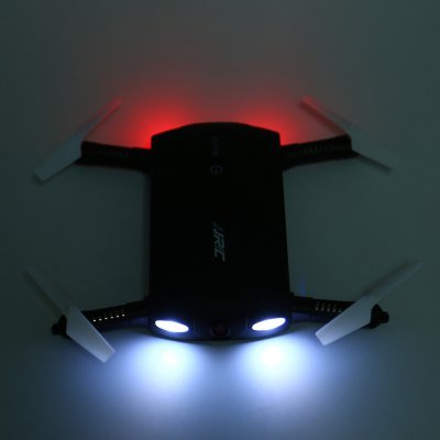 JJRC H37 ELFIE - Faltbare Selfie Drohne (WiFi, 720P Kamera) für 16,43