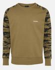 """Diesel Herren Sweatshirt """"Casey"""" mit Camouflage-Muster für 23,90€ (statt 49€)"""