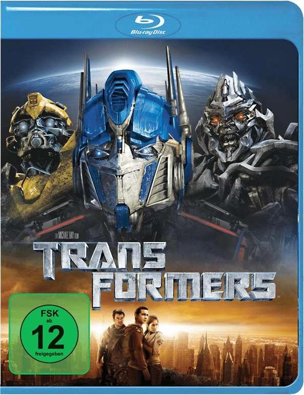 Transformers (Blu-ray) für 3,66€ inkl. Versand (statt 6€)