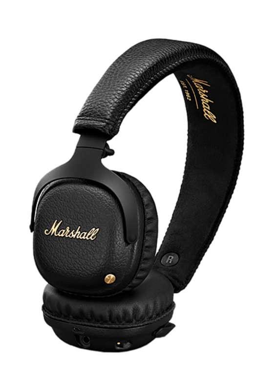 Marshall MID A.N.C. Bluetooth-Kopfhörer in schwarz/gold für 99€ bei Filialabholung
