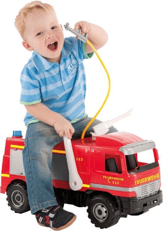 Lena Starke Riesen Feuerwehr Actros (63cm, 1,5L Wassertank) für 31,94€ (statt 35€)