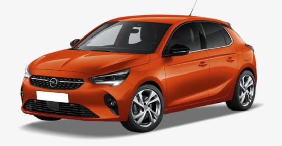 Gewerbeleasing: Opel Corsa E-Edition mit 136 PS für 47€ netto mtl. (BAFA, LF: 0,18)