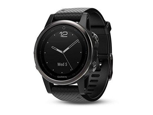 Garmin Fenix 5S Saphir Smartwatch für 405,90€ inkl. Versand (statt 465€)