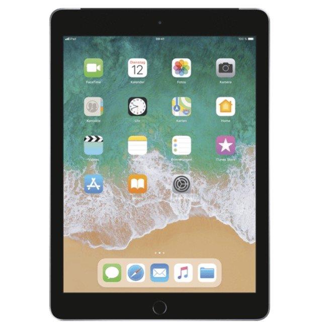 Apple iPad 2019 mit 32GB (WiFi + Cellular) für 1€ + 4GB Telekom LTE Datenflat (bis 150Mbit/s) für 19,99€ mtl.