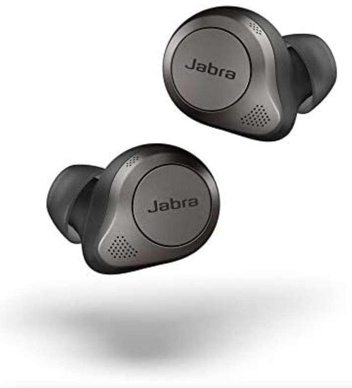 Jabra Elite 85t True Wireless In-Ear Bluetooth Kopfhörer - Earbuds mit Advanced Active Noise Cancellation für 152,50€