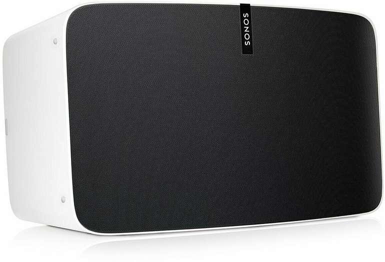 Sonos Play:5 (2. Gen.) WLAN Lautsprecher für nur 434,95€ (statt 491€)
