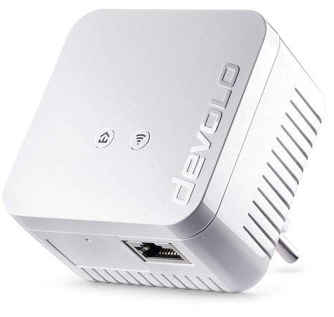 devolo dLAN 550 WiFi (9622) Adapter für 40€ inkl. VSK (statt 60€)