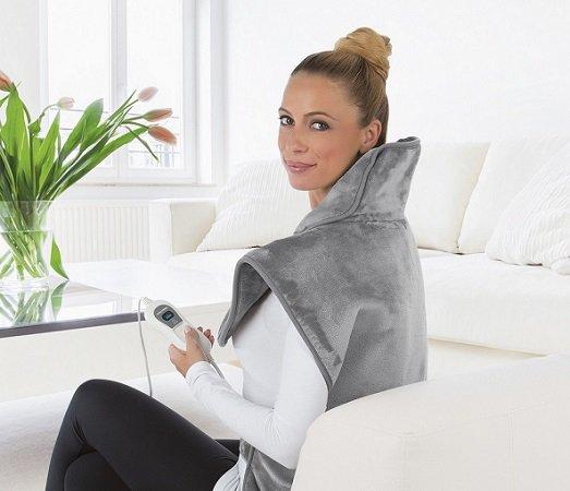 VITALmaxx Heizdecke für Nacken und Rücken nur 35,99€ inkl. Versand
