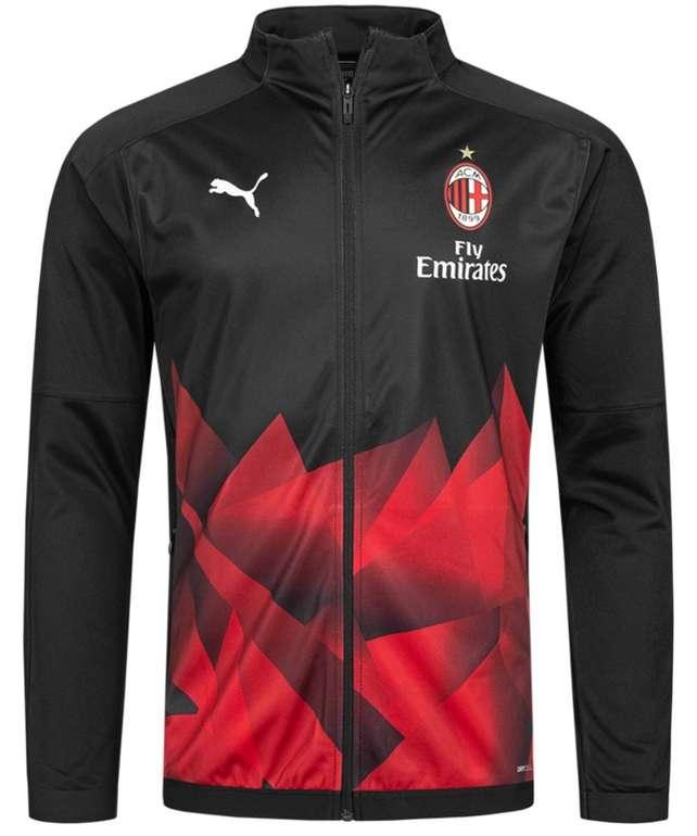 AC Mailand Puma Herren Trainingsjacke für 23,94€ inkl. Versand (statt 71€)