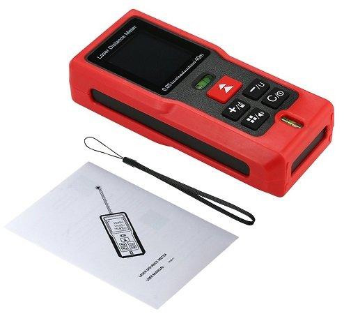50% Rabatt auf Fesjoy Laser-Entfernungsmesser, z.B. 20 Meter für 20,99€